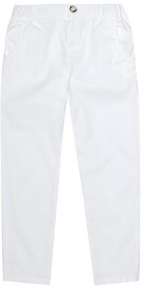 Bonpoint Cactus stretch-cotton jeans