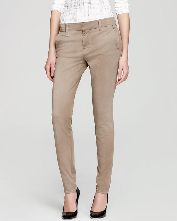 Vince Pants - Twill Creased Chino