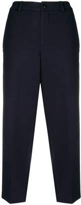 Twin-Set high-waisted trousers