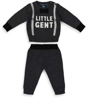 Andy & Evan Baby Boy's Little Gent Sweater & Pants Set