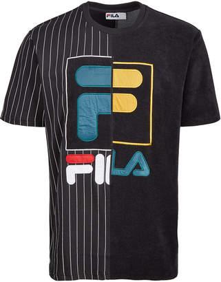 Fila Men Aiden Logo T-Shirt