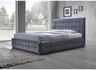 Ebern Designs Spicer King Upholstered Platform Bed