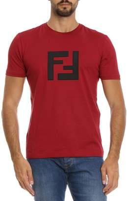 Fendi T-shirt T-shirt Men