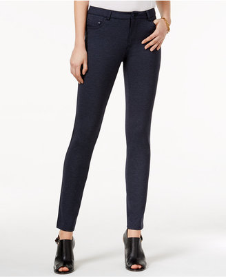Tommy Hilfiger Greenwich Ponte Pants, Only at Macy's $69.50 thestylecure.com