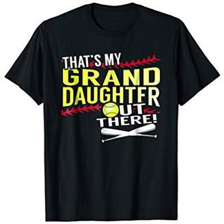 My Granddaughter - Baseball and Softball Grandpa & Grandma T