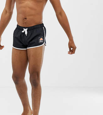 Ellesse Swim Shorts With Small Logo In Black