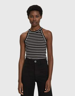 Which We Want Jess Striped Rib Tank