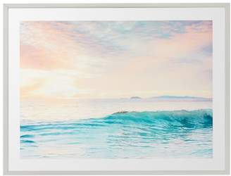 Pottery Barn Teen SoCal Sorbet 4 Wall Art by Minted, 8&quotx10&quot, Gray