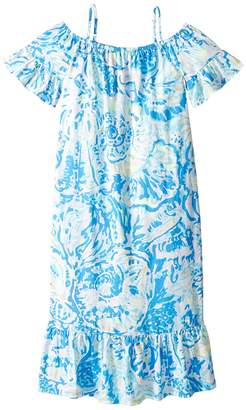 Lilly Pulitzer Clary Maxi Dress Girl's Dress