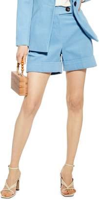 Topshop Corduroy Shorts