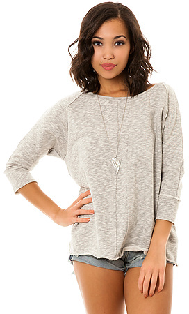 Quiksilver QSW The Off Shore Terry Pullover