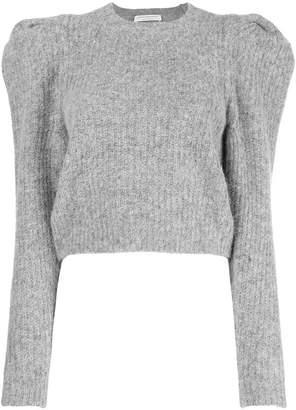Philosophy di Lorenzo Serafini exaggerated shoulder sweater