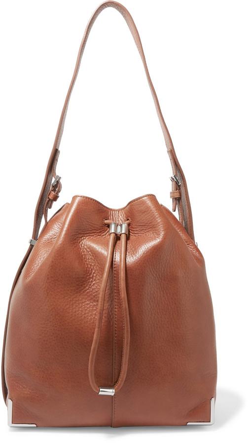 Alexander WangAlexander Wang Prisma leather shoulder bag