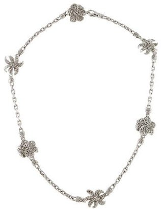 John Hardy Ayu Jasmine Chain Necklace $425 thestylecure.com