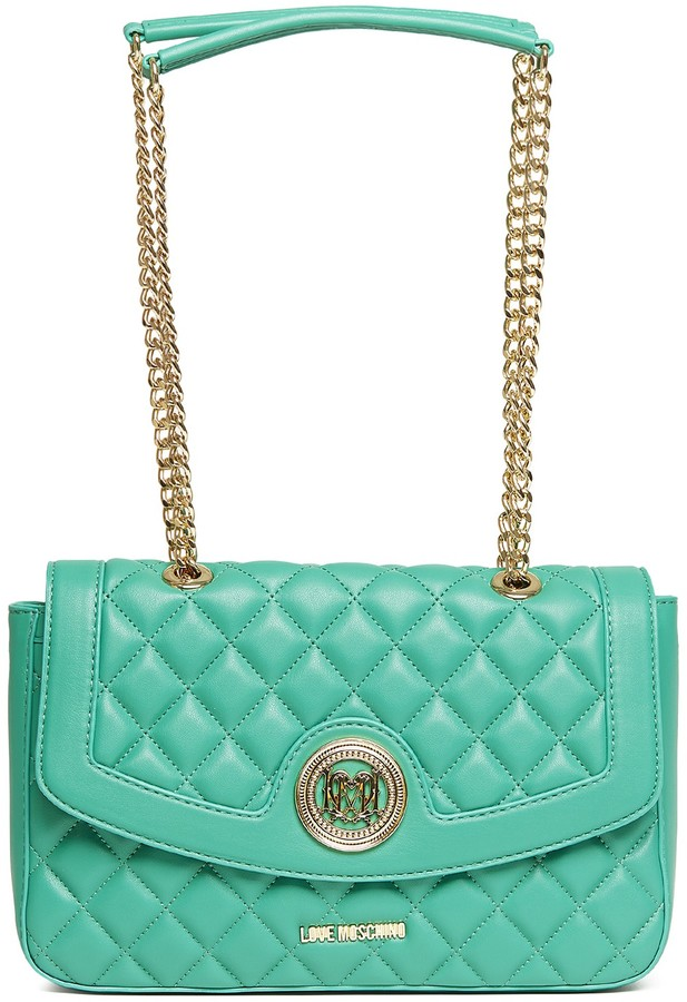 Love Moschino LOVE Moschino Quilted Shoulder Bag