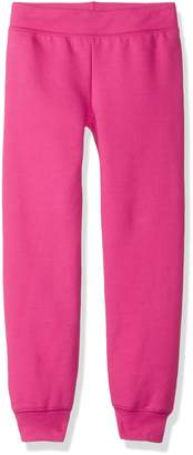 Hanes Big Girls' Comfortsoft Ecosmart Jogger Pants
