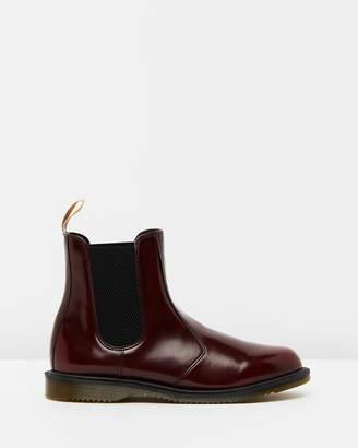 Dr. Martens Vegan Flora Kensington Boots - Women's