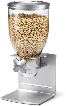 Honey-Can-Do Zevro by Pro Model 17.5 oz Dispenser, Sturdy Metal Countertop/Wall Mount Holder