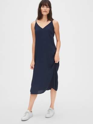 Gap Cami Midi Slip Dress