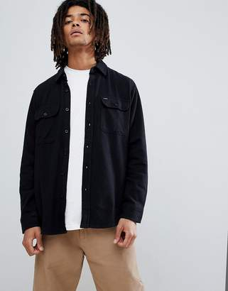 Brixton Bowery Shirt In Standard Fit