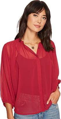Lucky Brand Women's Tunic Top