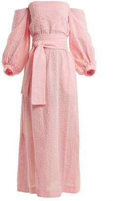 Lisa Marie Fernandez Rosie broderie-anglaise cotton dress