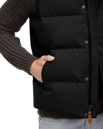 UGG Men's Nathaniel Waterproof Hooded Vest