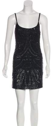 AllSaints Eagle Beaded Dress
