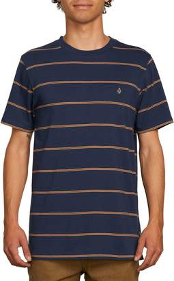 Volcom Joben Striped T-Shirt