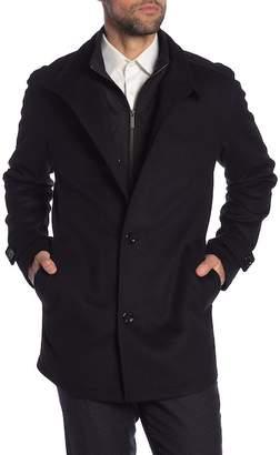 BOSS Camlow Wool & Cashmere Blend Coat