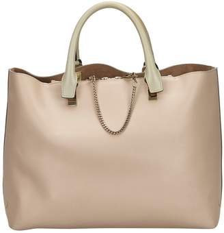 Chloé Baylee leather tote