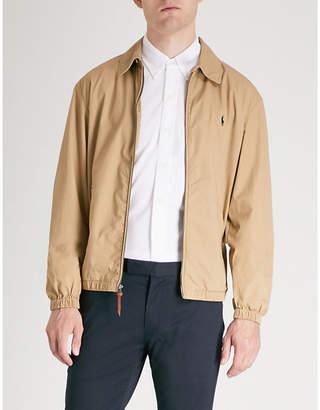Polo Ralph Lauren Bayport cotton-canvas jacket