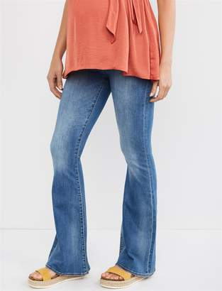 A Pea in the Pod Articles Of Society Secret Fit Belly Bridgette Flare Maternity Jeans
