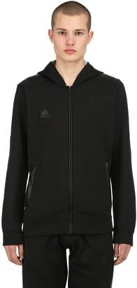 Paul Pogba Zip-Up Knit Sweatshirt Hoodie