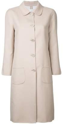 Agnona button-down coat