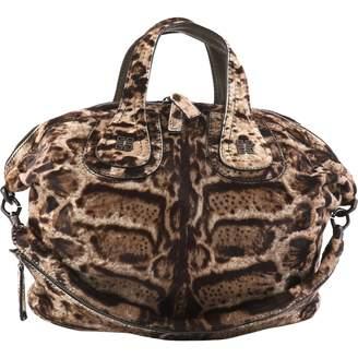 Givenchy Nightingale pony-style calfskin handbag