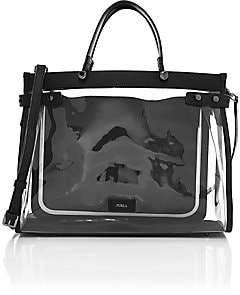 Furla Women's Lady Clear Tote Shoulder Bag