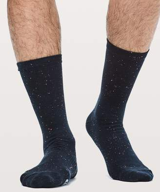 Lululemon First Things First Sock