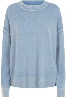 Amazon Online Oliver Cashmere Sweater - Gray Elizabeth & James Outlet Limited Edition Clearance 2018 Newest Store With Big Discount dxT0MwmOj8