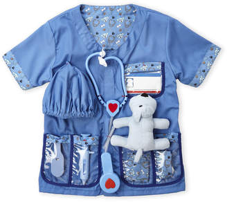 Melissa & Doug Kids) 9-Piece Veterinarian Costume