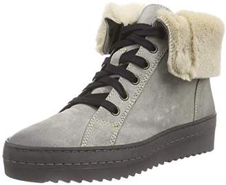 Manas Design Women's Olli Distressed Suede Boot