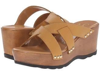Callisto of California Syrah Women's Clog/Mule Shoes
