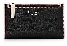 Kate Spade Women's Sam Small Slim Billfold Wallet