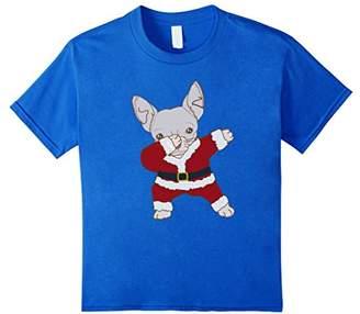 Christmas Chihuahua Ugly Sweater Shirt Dabbing Chihuahua