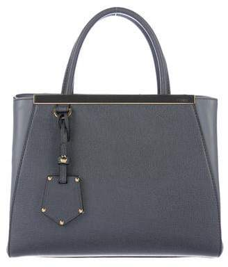 Fendi Small 2Jours Satchel