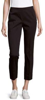 Lafayette 148 New York Side-Zip Cropped Pants
