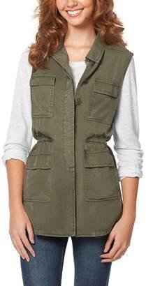 Buffalo David Bitton Ladies Lightweight Vest/ Shirt