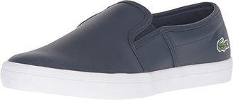 Lacoste Women's Gazon Bl 1 Fashion Sneaker $55.13 thestylecure.com