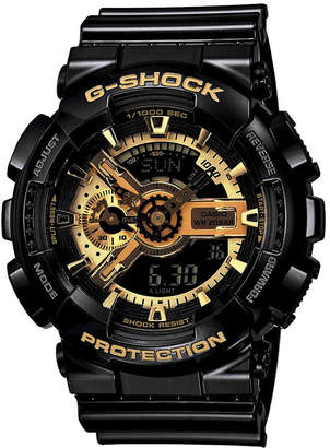 Casio G-Shock GA110GB-1 Watch