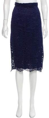 Whistles Camilla Lace Pencil Skirt w/ Tags